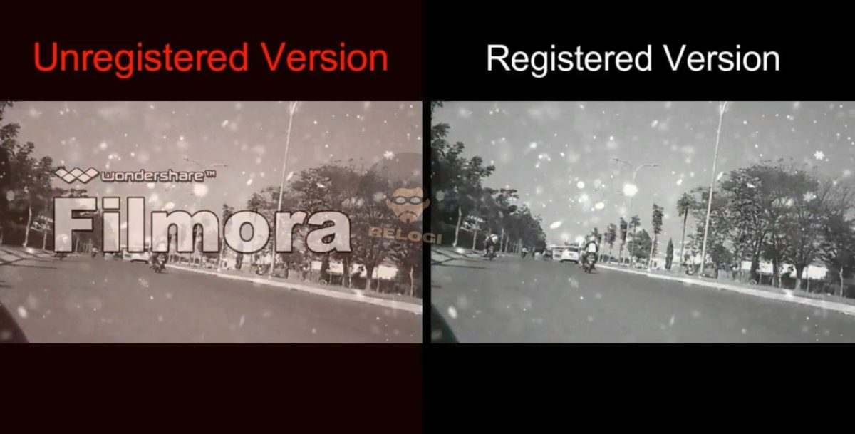 unregistered filmora