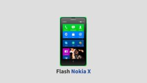Flash Nokia X