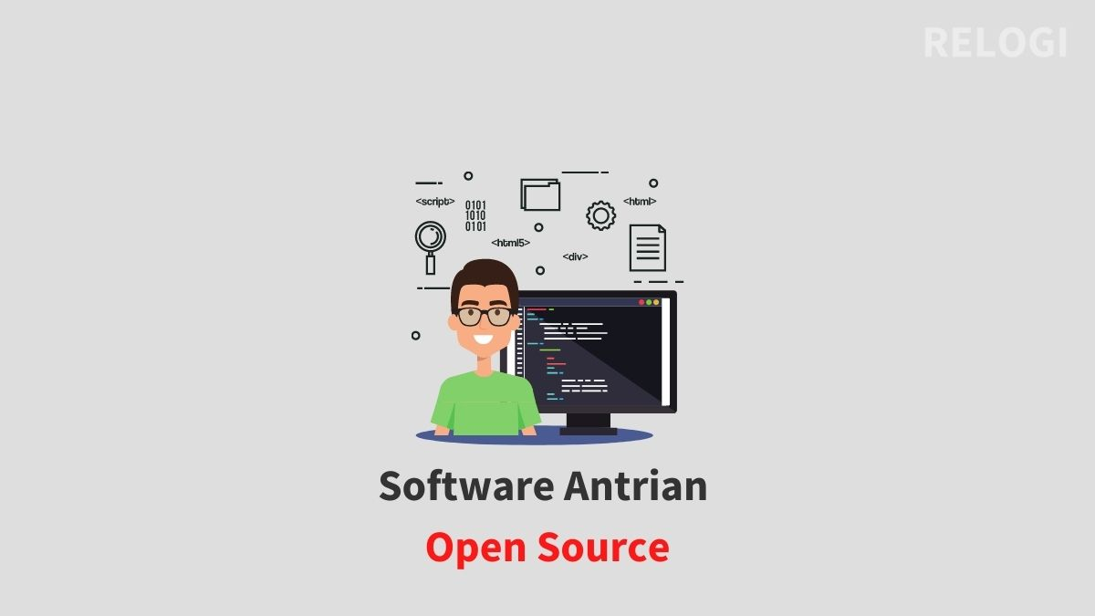 Software Antrian Open Source