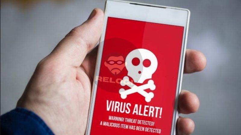 lenovo flashing karena ada virus dan malware